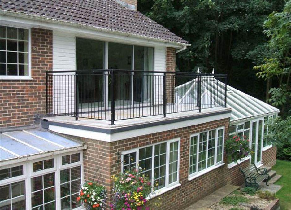 flat roof conversions bristol