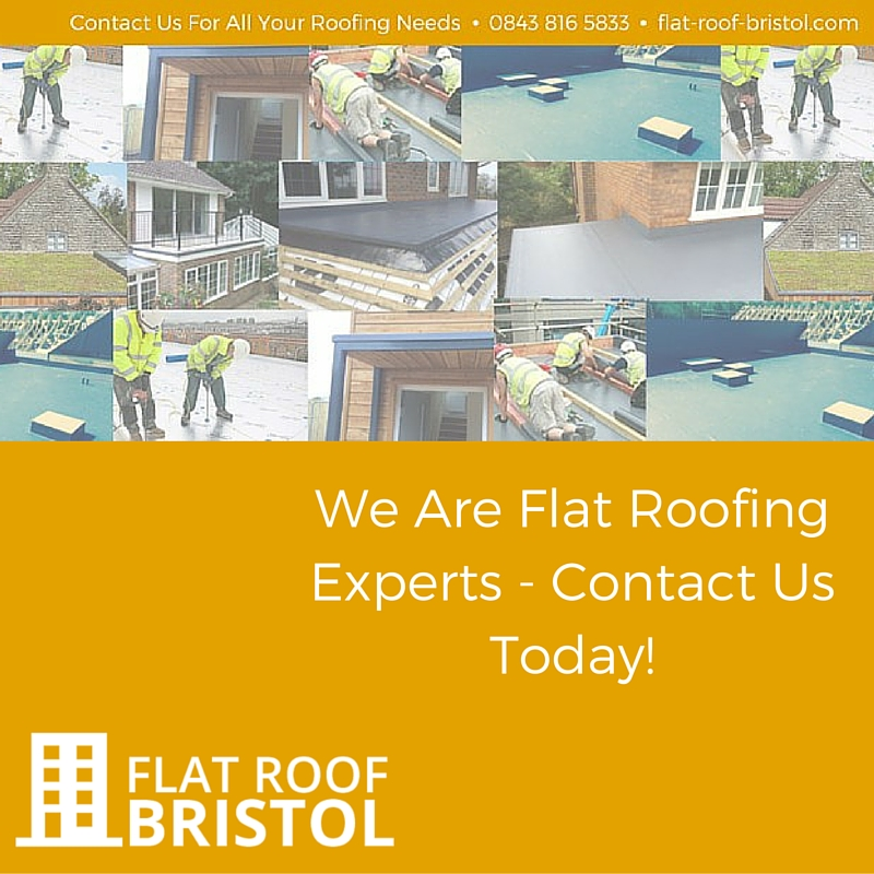 Flat Roof Bristol - Flat Roofing Bristol Based Company