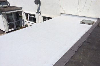 project - flat roofs