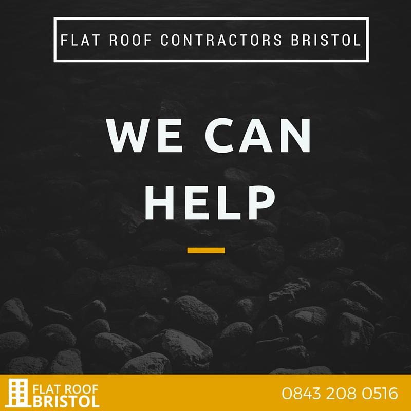 Flat roof contractors Bristol