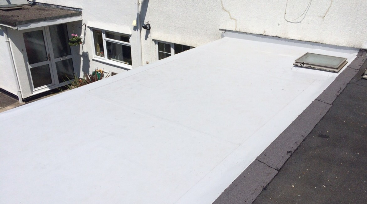 flat roofing by flat roof bristol