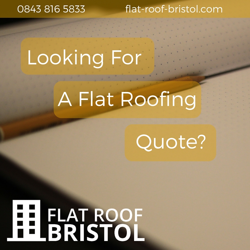 Flat Roof Bristol - Flat Roof Quote