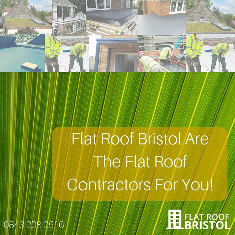flat roof contractors