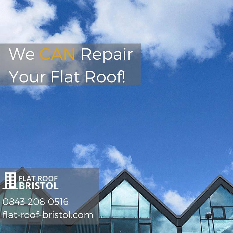 Flat Roof Repair Bristol